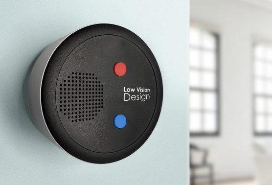 Vanaf medio oktober leverbaar: Sprekende kamerthermostaat