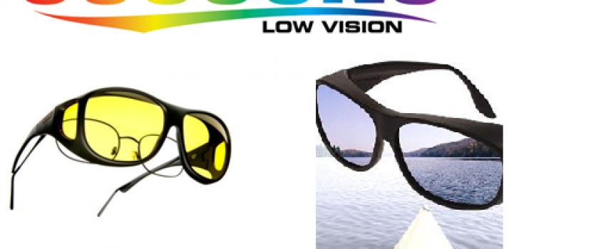 Aanvullende informatie voor Cocoons Low Vision brillen