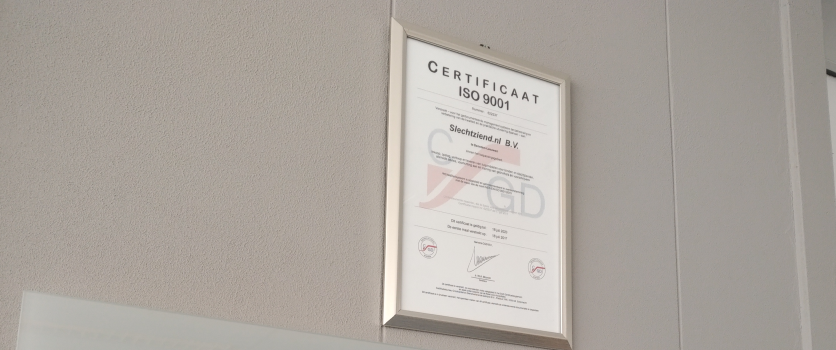 ISO-CERTIFICERING 9001:2015